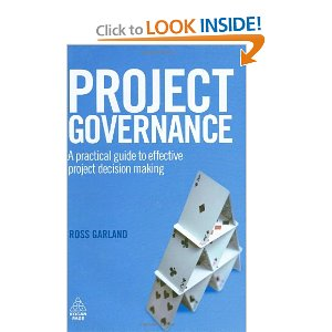 Boek: Project Governance: A Practical Guide to Effective Project Decision Making