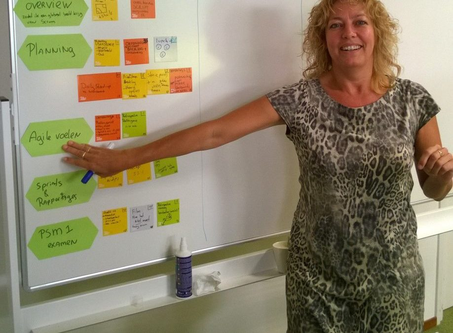Scrum leren in 1 dag + internationaal certificaat