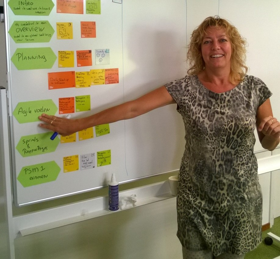 Scrum training Amersfoort