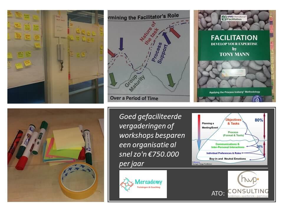 Faciliteren van workshops