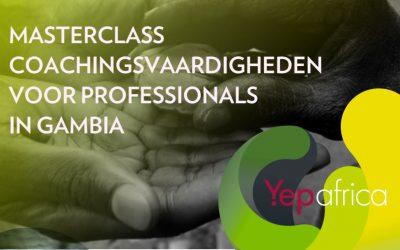 Masterclass coachingsvaardigheden voor professionals