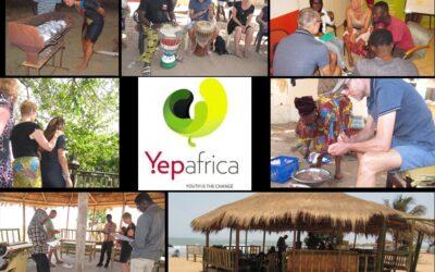 Retraite journey naar Africa